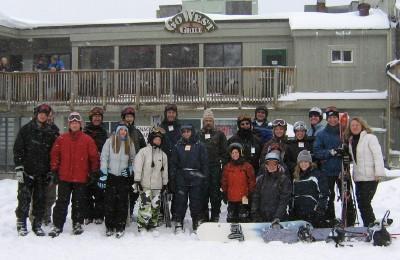 Osa skautlipkonna Kalev perekonnapäeval osalenuid. - pics/2006/12901_1.jpg