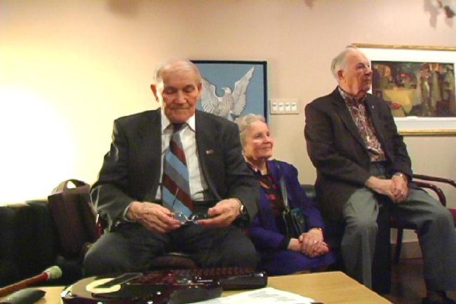 Ltn. Jaan Tuvike, Tamara Norheim Lehela, Tondi sõjakooli viimane lend enne II ilmasõda Kaljo Lehela  - pics/2006/12981_7.jpg
