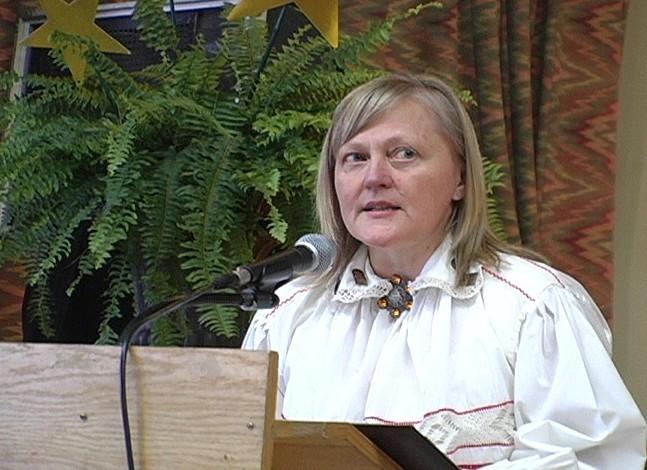 Eesti Sihtkapitali Kanadas esinaine Lia Hess - pics/2006/12984_11.jpg