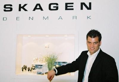Allan B. Bronlund taani firmast Skagen. Foto: Werner Siebert - pics/2006/13012_2.jpg
