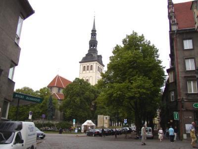 Tallinn meeldib eestlastele ja turistidele, kuid ei ole siiski ainuke elamiskõlblik paik Eestis.    Foto: Üllas Linder     - pics/2006/13988_4_t.jpg