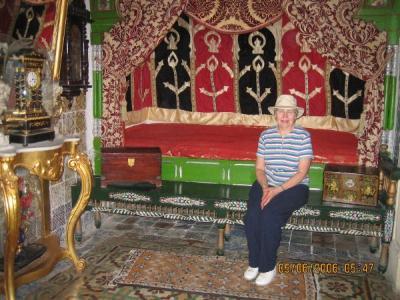 Jõuka ametniku teise naise magamistuba muuseumis. - pics/2006/14389_8_t.jpg