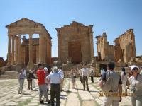Rooma-aegse linna Sufetula templite varemed.       - pics/2006/14498_4_t.jpg