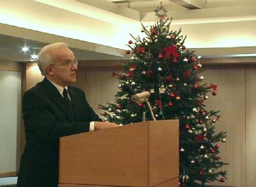 Prof. Jüri Kivimäe, Toronto Ülikooli Elmar Tampõllu nimelise  eestiainelise õppetooli professor - pics/2006/14775_9.jpg