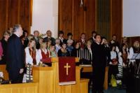 Trompetit mängib esiplaanil Jonathan Wilbiks.  Foto: J. Alle     - pics/2007/11/18174_1_t.jpg