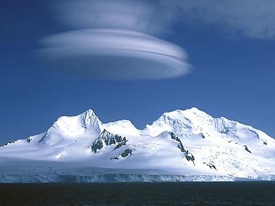 Antarktika kõrgeim mägi Vinson Massif. - pics/2007/15128_1.jpg