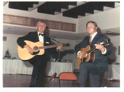 """""""Those were the days my friend...."""" C!F!E! brothers Jüri Lipp & Avo Kittask at Tartu College in the early 70's. C!F!E! at 100 is forever young!     - pics/2007/15724_1.jpg"""