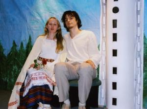 Sinile Mihkelson ja Madis Org. Foto: E. Sepp - pics/2007/16332_2_t.jpg