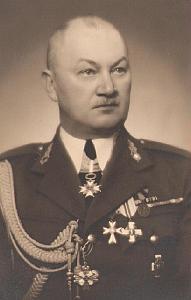 Kolonel Vilhelm-Richard Kohal.  Foto: perekonnaarhiivist - pics/2007/16504_1.jpg