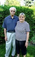 Ellen ja Johannes Tanner oma aias. Foto: K. Tensuda - pics/2007/16715_2_t.jpg