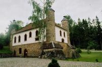 Heimtali jahiloss. Siin kohtusid Kanada ja Kodu-Eesti mulgid 1993.a. Foto:  P.R. - pics/2007/17446_1_t.jpg