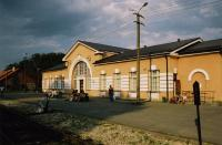 """Siit oli kunagi Tallinn-Mõisaküla liinil  kuulsasse """"Mulgi Expressi³ sattunud vana taluperemees tavalise reisirongi piletiga. Peale olukorra selgitamist  peremees ütles: mis te kihutate, mul aega küll. Sõitke aeglasemalt. Foto:  P.R.       - pics/2007/17446_2_t.jpg"""