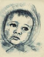 Lapse pea. 1960-ndad. Tushsh. 24 x 18,5 cm.     - pics/2007/17609_1_t.jpg