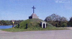 Siivertsi mälestussammas Preobrazenski ja Semjonovski kaardiväe sõduritele, kes langesid seal Narva lahingus 1700. (www.militaar.net) - pics/2008/02/19047_1_t.jpg