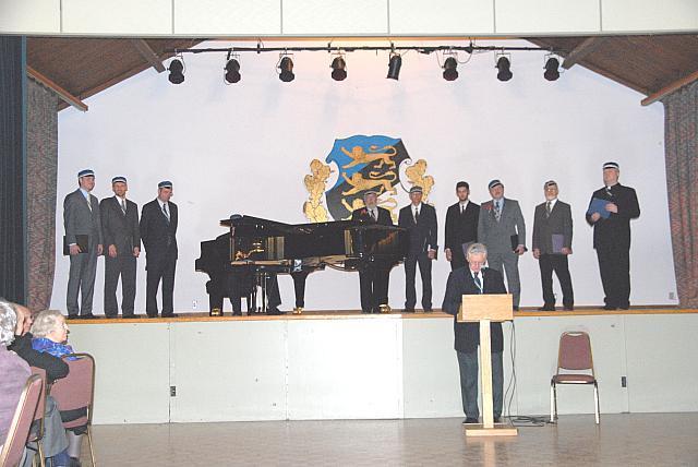Korp! Fraternitas Estica meestelaul. Ajaloolised vahepalad Paavo Loosberg. - pics/2008/02/19137_4.jpg