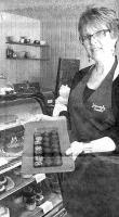 Heli Vogrin. Foto: Sharon Weatherall, ajalehest The Enterprise-Bulletin - pics/2008/03/19372_1_t.jpg