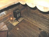 See on metsavenna punker muuseumi õuel.  Foto: Tanel Kivi.   - pics/2008/04/19719_1_t.jpg