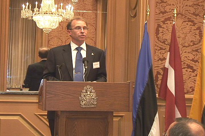 Peter Meiklejohn. President The Baltic Federation in Canada - pics/2008/05/20007_20.jpg