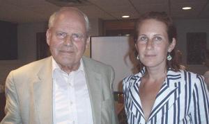 Dr. Mare Ainsaar ja prof. Olev Träss. Foto: K. Tensuda - pics/2008/09/20906_1_t.jpg