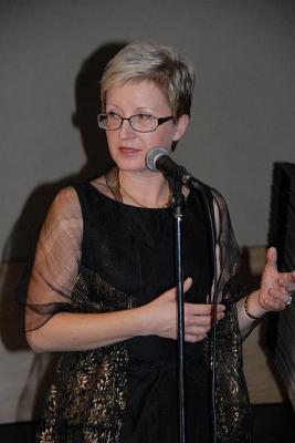 Festivali moderaator Piret Tibbo - Hudgins Tallinnast - pics/2008/10/21364_6_t.jpg