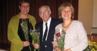 Peetri koguduse muusikajuhid - Rosemarie Lindau, dr. Roman Toi, Margit Viia-Maiste. Foto: E. Purje - pics/2008/10/21416_4_t.jpg