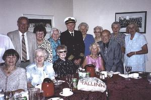 Koondise viimane koosviibimine koos kadunud liikmete abikaasade ja külalistega. Foto: H. Wompa - pics/2008/11/21606_1_t.jpg