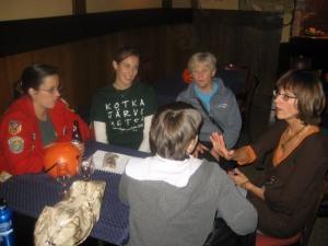 Siret Kork, Irene Kuhn, Mari Teedla, Katrin Laube. - pics/2008/12/21915_30_t.jpg