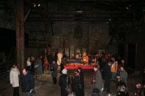 Kiriku sisevaade näituse avamise päeval. - pics/2008/12/22062_4_t.jpg