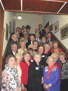 Many Estonians arrived in Canada in 1948 aboard the Walnut.  They had their 60th anniversary reunion this past weekend.  Photo: TR - pics/2008/12/22080_1_t.jpg