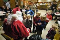 Hamiltoni laste lemmikuks sai jõuluvana.       - pics/2009/01/22500_1_t.jpg