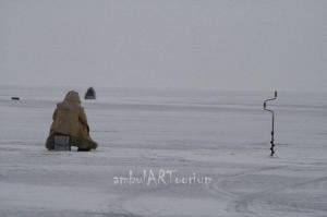 Etüüd karakatitsaga. Annika Haas, 2000.       (Selle jääpuuri nimi on KARAKATITSA. -R.K.) - pics/2009/01/22611_20_t.jpg
