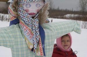 Maslenitsa (vastla) nukk Sonjaga. Birgit Püve, 2007  - pics/2009/01/22611_21_t.jpg