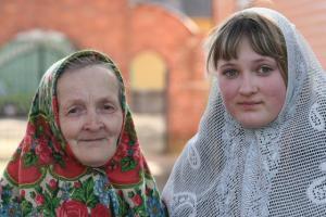 Sarjast: Vanausuliste portreed. Birgit Püve, 2007.                 - pics/2009/01/22611_2_t.jpg