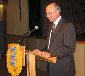 Tseremooniameister Tõnu Tõsine.  Foto: E. Purje - pics/2009/02/22960_2_t.jpg