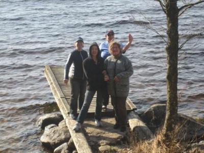 Lygnerni järve kaldal. - pics/2009/04/23472_14_t.jpg