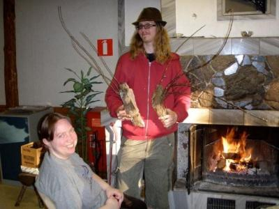 Sooja! Õde-venda Meeri ja Matti Lepik. - pics/2009/04/23472_15_t.jpg