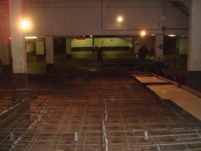 Nii nägi garaazhi põrand välja enne betooniga katmist. Foto: Jaan Meri - pics/2009/05/23751_1_t.jpg