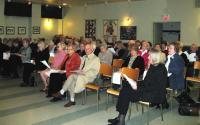 Peetri koguduse täiskogu koosolekul osalenud. Foto: T. Roiser - pics/2009/05/23758_2_t.jpg