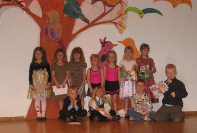 TES Lasteaia lõpetajate klass. Foto:  M. Kiik - pics/2009/05/23770_4_t.jpg