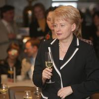 Täna toimub Leedu pealinnas Vilniuses uue riigipea Dalia Grybauskaitė ametisse vannutamise tseremoonia, vahendas uudisteagentuur ELTA. - pics/2009/07/24437_1.jpg