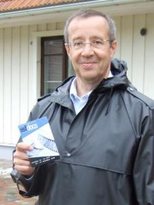 EstDocsi Aupatroon, Eesti Vabariigi President Toomas Hendrik Ilves - pics/2009/07/24587_1_t.jpg