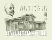 Rein Mägari eksliibris Jaan Poskast ja tema majamuuseumist. - pics/2009/08/24764_2_t.jpg