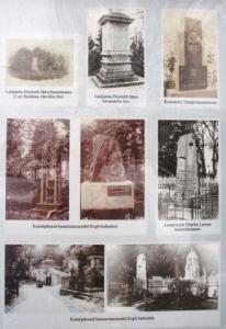 Kopli kalmistupargi infotahvlil on näha selle 1774. a. rajatud rahula kunagist hiilgust, millest pole enam ainsatki jälje. - pics/2009/11/25866_19_t.jpg