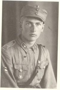 Arved Viirlaid II maailmasõja päevil.  Foto: erakogust   - pics/2009/11/26005_4_t.jpg