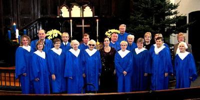 Vana Andrese koguduse segakoor külalislauljatega Heli Tenno juhatusel - pics/2009/11/26254_5_t.jpg