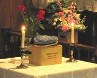 Pastor Heino Laaneotsa urn.  Foto: MES     - pics/2010/02/27194_1_t.jpg