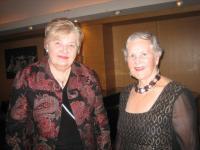 Asta Ballstadt (vas.) ja Tamara Norheim Lehela Korp! Fidentiast.  Foto: V. Rannu - pics/2010/02/27266_2_t.jpg