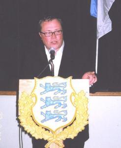 Täienduskooli aktusel kõneles Marcus Kolga. Foto: EE   - pics/2010/02/27334_2_t.jpg