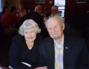 Ellen Ott ja Erich Männiste on sündinud koos Eesti Vabariigiga  aastal  1918. - pics/2010/03/27476_1_t.jpg