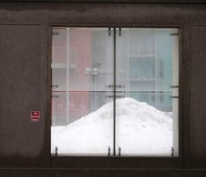 Lumi kui muuseumi eksponaat. Tema kunagine saatus?            Fotod: Riina Kindlam - pics/2010/04/27740_8_t.jpg
